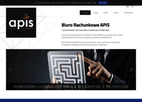 Biurorachunkowe-apis.pl thumbnail