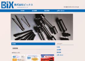Bix-co.jp thumbnail