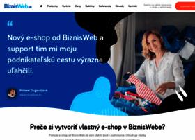 Biznisweb.sk thumbnail