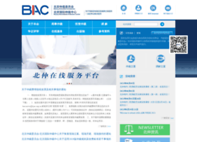 Bjac.org.cn thumbnail