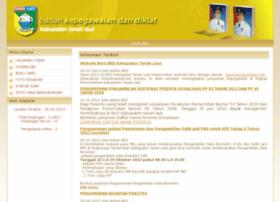 Bkd-tanahlaut.info thumbnail