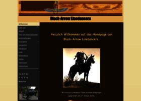 Black-arrow-linedancers.de thumbnail