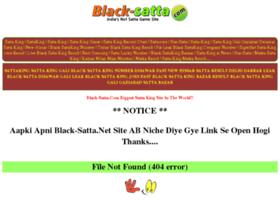 Black-satta.net thumbnail