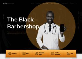 Blackbarbershop.org thumbnail