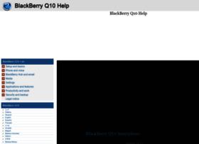 Blackberry-q10.berrydoc.net thumbnail