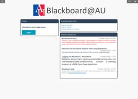 Blackboard.american.edu thumbnail