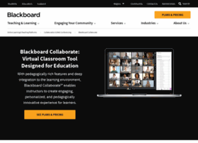 Blackboardcollaborate.com thumbnail