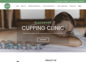 Blackburncuppingclinic.co.uk thumbnail