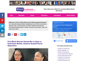 Blackbusiness.org thumbnail