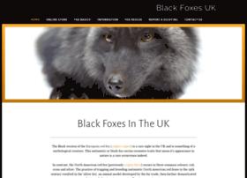 Blackfoxes.co.uk thumbnail