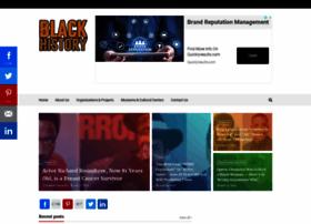 Blackhistory.com thumbnail