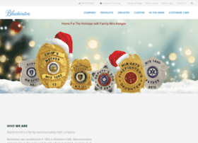 blackinton com at WI  Pages - Blackinton - American Made Police