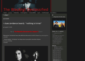 Blacklistdeclassified.net thumbnail