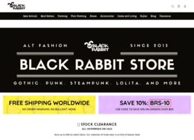 Blackrabbitstore.com thumbnail