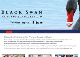 Blackswanprinting.co.uk thumbnail