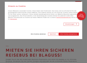 Blaguss.at thumbnail