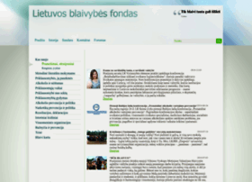 Blaivus.org thumbnail