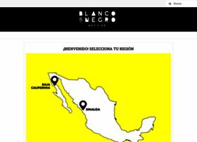 Blancoynegro.mx thumbnail