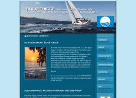 Blaue-flagge.de thumbnail