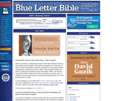 blue letter bible home page blbclassic org at wi blue letter bible home page 10842