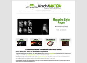 Blendedmotion.net thumbnail