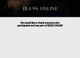 Blessonline.net thumbnail