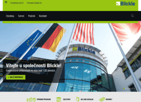 Blickle.cz thumbnail