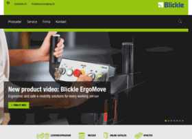 Blickle.no thumbnail