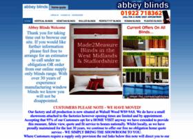 Blindsbyabbey.co.uk thumbnail