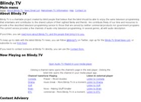 Blindy.tv thumbnail