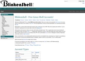 Blinkenshell.org thumbnail