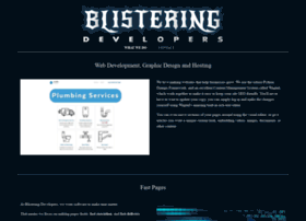 Blisteringdevelopers.com thumbnail