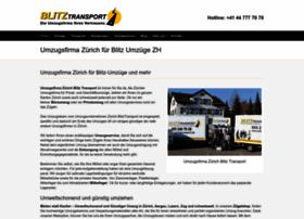 Blitztransport.ch thumbnail