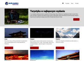 Blizejslonca.pl thumbnail