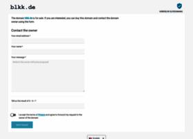 Blkk.de thumbnail