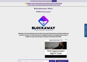 Blockaway.net thumbnail