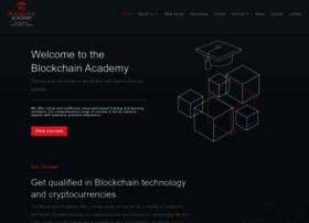 Blockchainacademy.co.za thumbnail