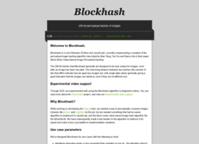 Blockhash.io thumbnail