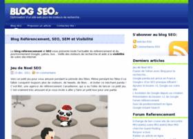 Blog-seo.fr thumbnail