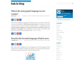 Blog.bab.la thumbnail