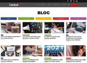 Blog.centralinteractiva.com.mx thumbnail
