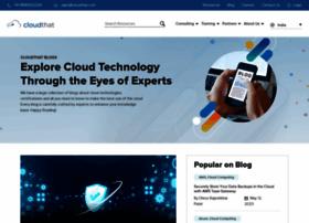 Blog.cloudthat.in thumbnail