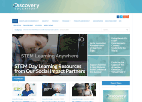 Blog.discoveryeducation.com thumbnail
