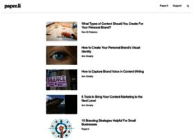 Blog.paper.li thumbnail