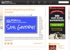 Blog.pch.com thumbnail