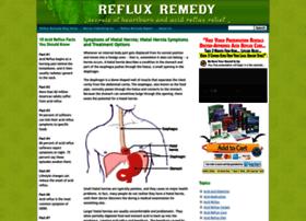 Blog.refluxremedy.com thumbnail