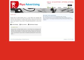 Blog.riyoadvertising.com thumbnail