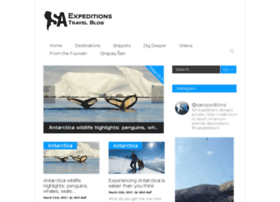 Blog.saexpeditions.com thumbnail