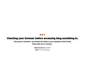 Blog.socialking.in thumbnail