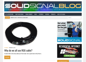 Blog.solidsignal.com thumbnail